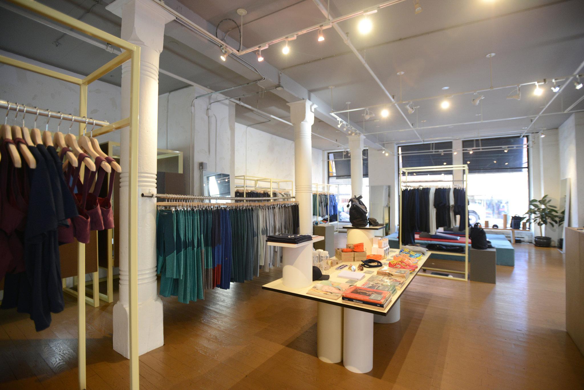 Steps new york clothing store website